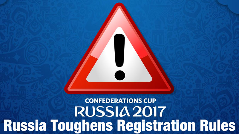 Registration rules