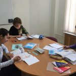 CREF Russian language school